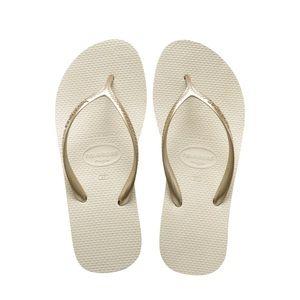 Havaianas High Sandal Beige
